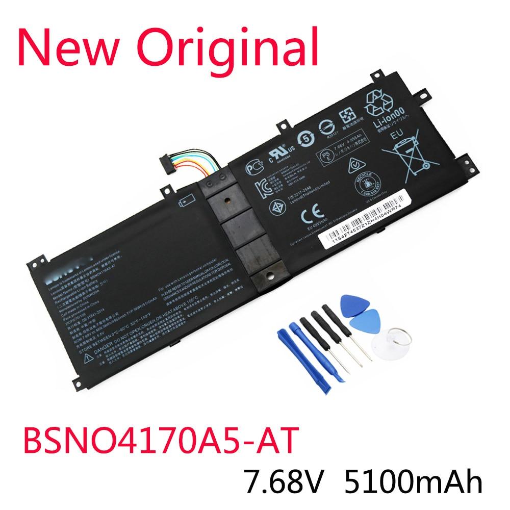 7.68V BSNO4170A5-AT بطارية كمبيوتر محمول لينوفو Miix 520 510 510-12IKB 510-12ISK 520-12IKB LH5B10L67278 5B10L68713 39WH
