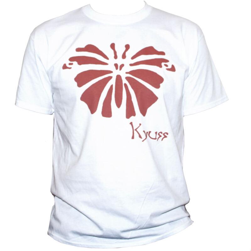 Camiseta KYUSS-Stoner Metal Sleep Cult Fu Manchu Band, Camiseta clásica para hombres y mujeres
