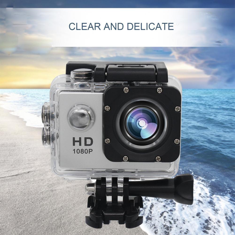 الرياضة في الهواء الطلق كاميرا HD عرض الغوص كاميرا متعددة الوظائف 2.0 بوصة SJ4000 تحت الماء مقاوم للماء مسجل فيديو كاميرا الفيديو الرقمية