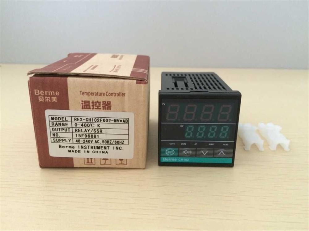 Controlador de temperatura Digital inteligente CD101 PID relé de entrada Universal/salida SSR CD101FK02-M * EN CD101FK02-V * EN