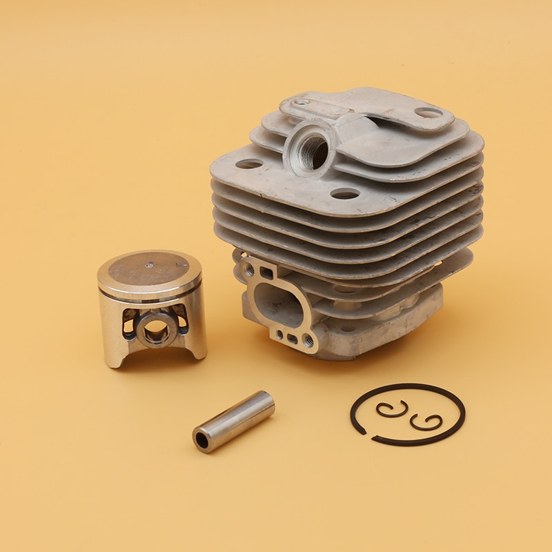 40MM Cylinder Piston Assembly Fit For ECHO SRM4300 Garden Bruch Cutter Trimmer Engine Motor Replacement Parts