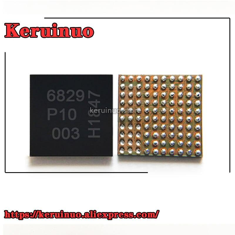 10 pçs/lote novo original bbpmu_rf pmb6826 6826 para iphone 7 plus 7 plus baseband pmic chip de potência ic