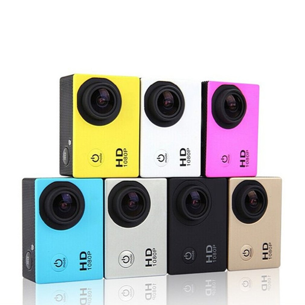 Cámara Digital de grabación 1080P HD, videocámara impermeable con Sensor COMS, lente...