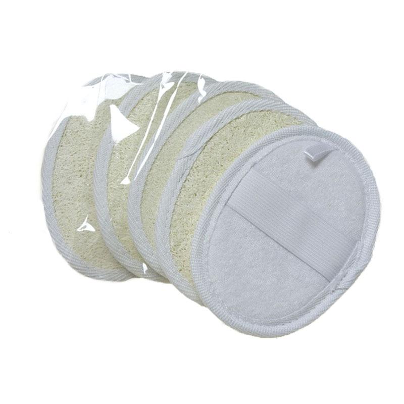 20pcs Hot products in 2020 bathe Natural Loofah Luffa Loofa Bath Body Shower Sponge Scrubber