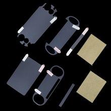 Pour PS Vita PSV 1000/2000 HD-Film protecteur décran avant et arrière Transparent ZMONH