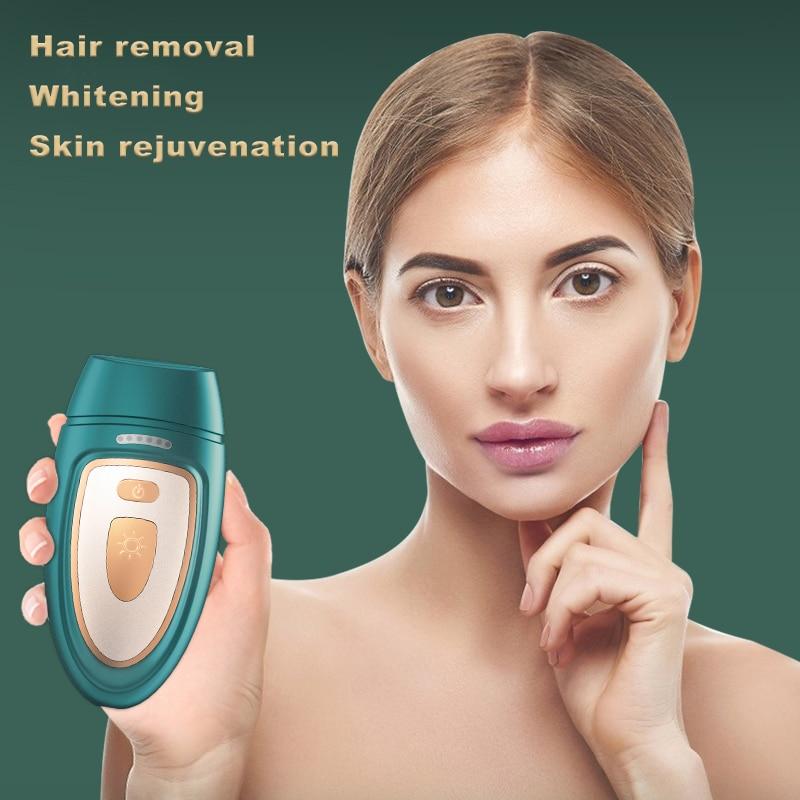 Photoepilator IPL Laser Hair Removal Machine Home Use Devices Dropshipping Facial Epilator for Women Beauty Appliances Depilator enlarge