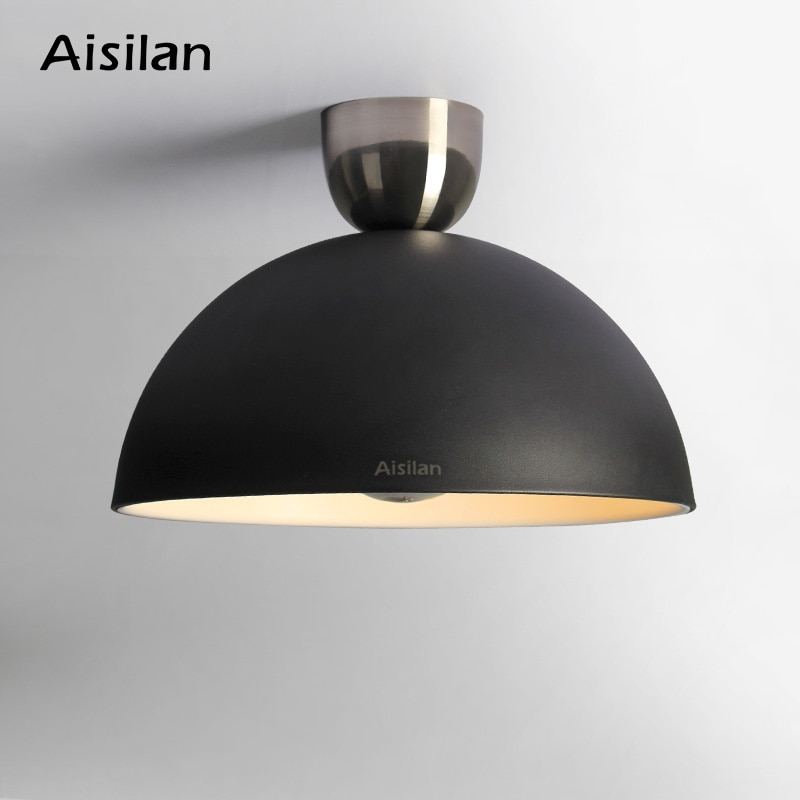 Aisilan LED نظام تعليق في السقف أضواء الشمال مصباح Led أضواء غرفة المعيشة Led السقف للحمام بهو غرفة الطعام E27