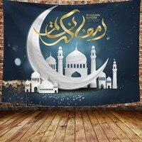 2020 ramadan muslim festival decorative wallpaper hot cloth moonlight wallpaper beach towel home ramadan