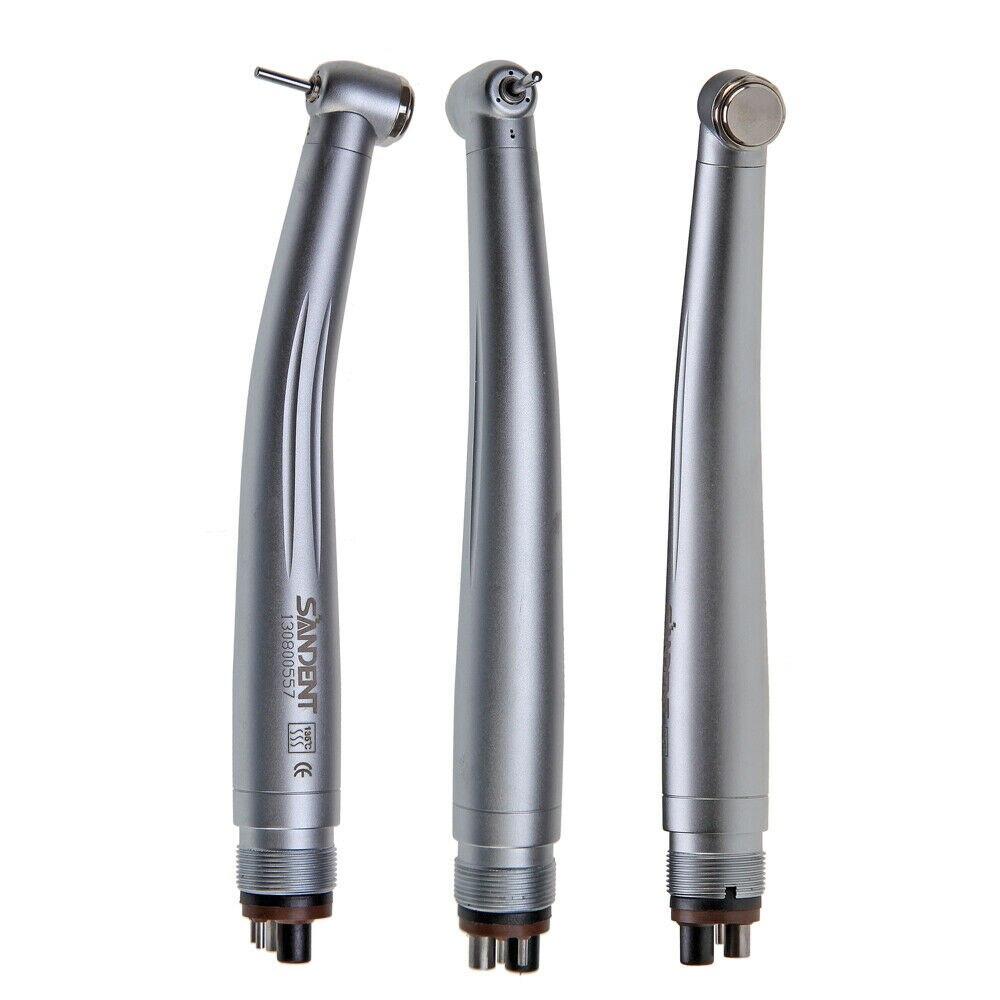 3 * NSK Pana-Max Стиль стоматологический высокой Скорость Кнопка бормашины для измерения общего количества холодной питьевой воды Стандартный головка воздушного турбинного 2/4 отверстия