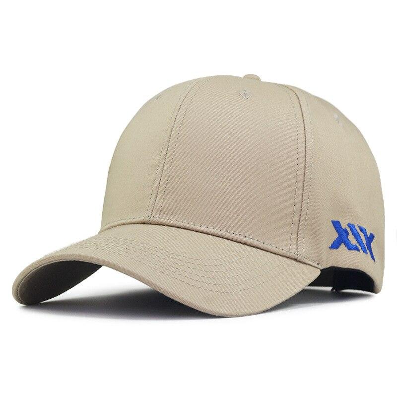 Бейсболка мужская с козырьком, крутая Кепка в стиле хип-хоп, большой размер, 58-60 60-68 см, размера плюс размер, 2021