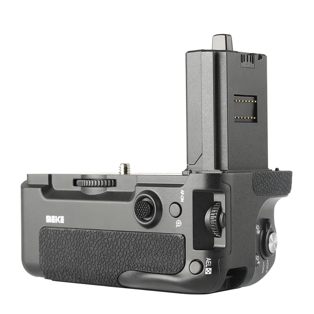 Meike MK-A7R IV قبضة بطارية لسوني A7RIV ، A7IV ، A9II كاميرات