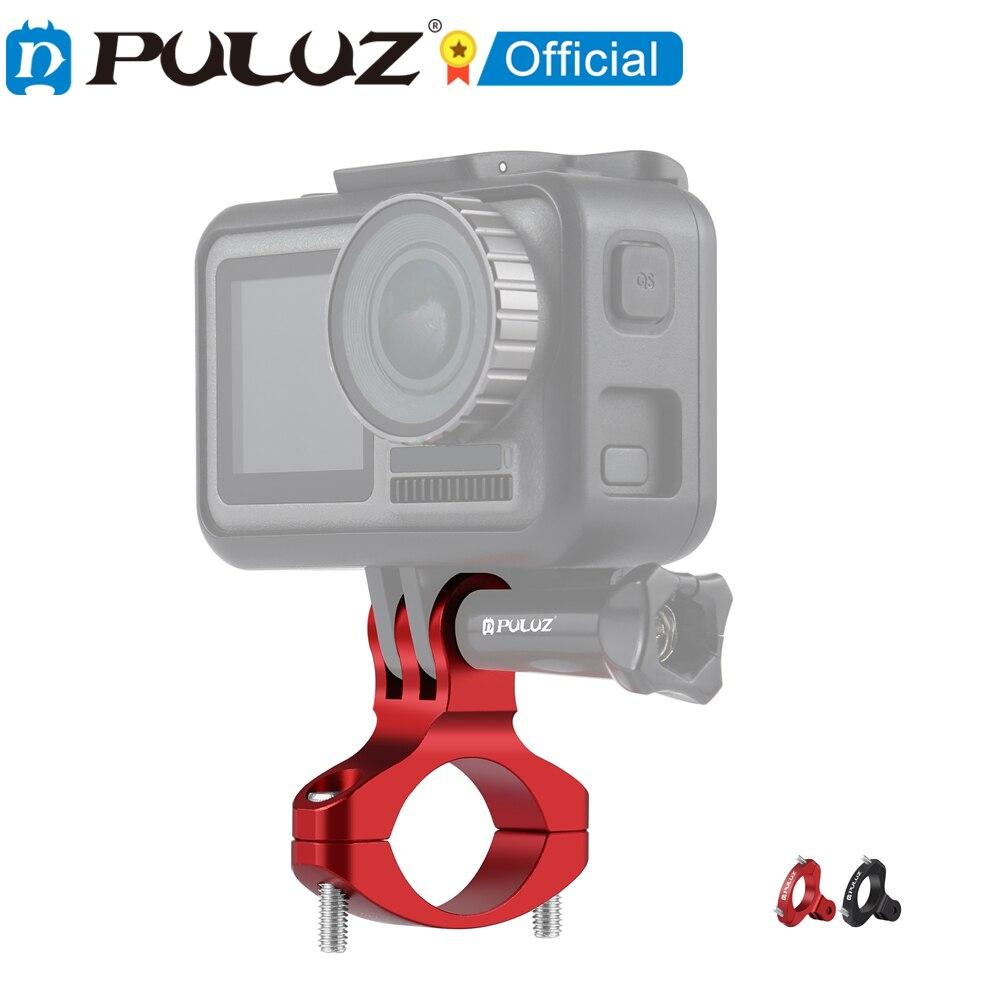 PULUZ-montaje de bicicleta para GoPro HERO6... adaptador de manillar de aluminio para...