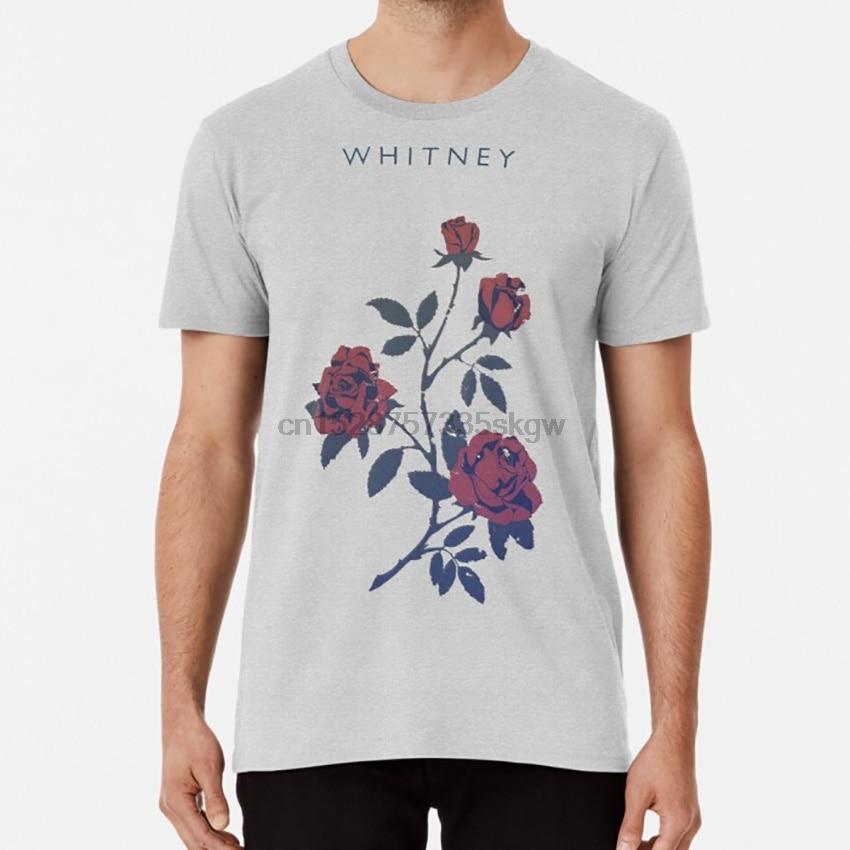 Whitney luz sobre el lago T camisa whitney luz sobre el lago no la mujer cae oro días chicago whitney banda