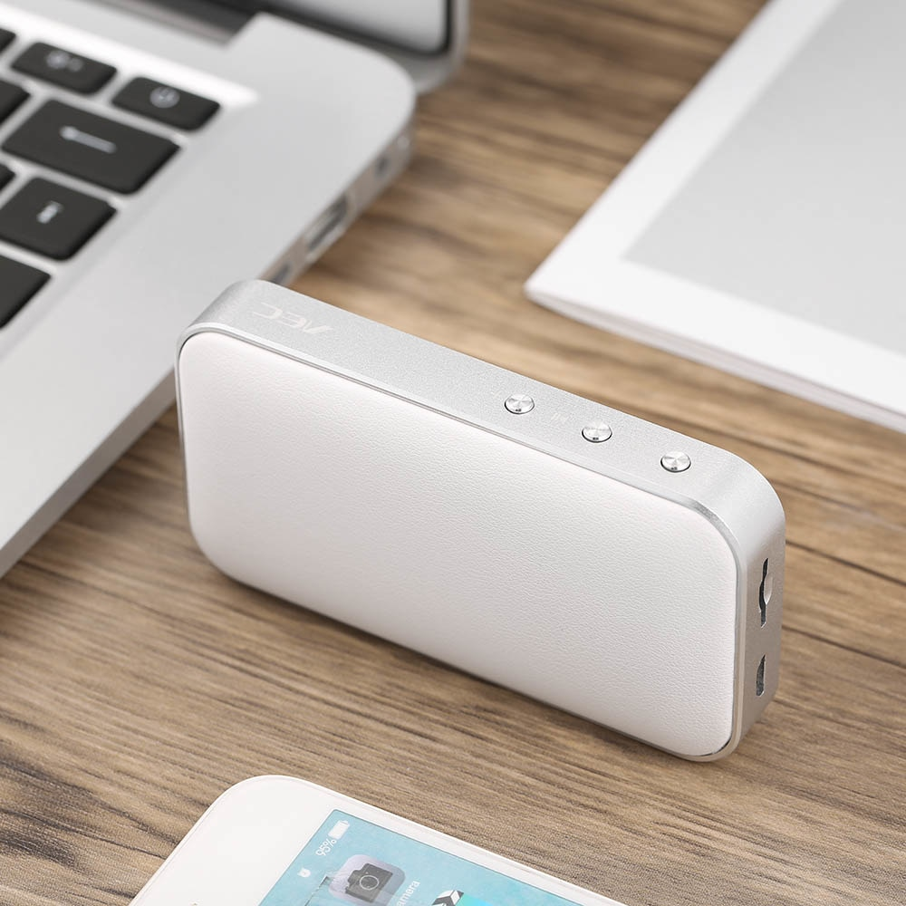 altavoz inalmbrico porttil con Bluetooth Mini estilo de tamao de bolsillo y sonido de msica caja con micrfono TF enlarge