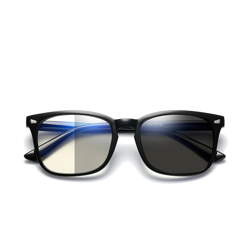 Photochromic Sun Glasses Men Computer Spectacle Eye Protection Optical Driving Gafas Oculos Fashion