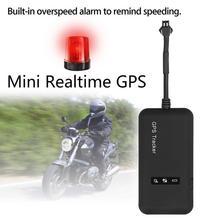Smart Mini Bluetooth GPS Tracker Car Alarm Locator Realtime Finder Device Anti-lost Gps Locator Electronics Car Accessories