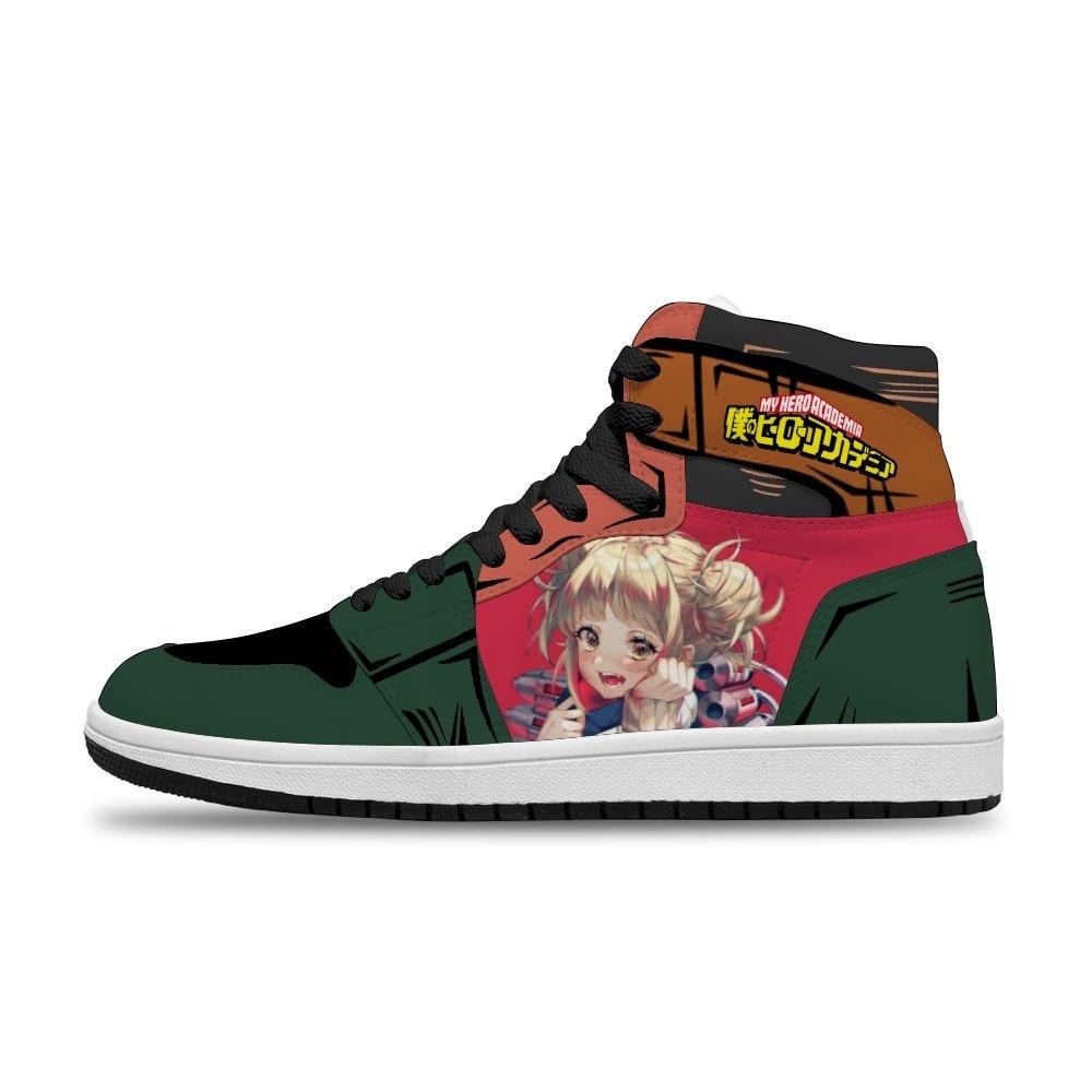 أنيمي الكرتون الساخن اليابانية بلدي بطل الأكاديمية Diy بها بنفسك تنفس تشغيل عدم الانزلاق حذاء كاجوال للرجال للجنسين موضة الاتجاه حذاء
