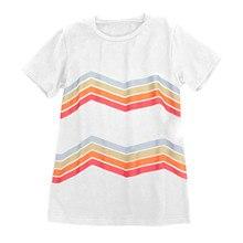 Fashion Tops Blouse Comfortable Girls Short Sleeve Shirts Sweat  Cotton baby tops set baby tshirt ф