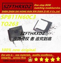 SZFTHRXDZ 100% new original (10PCS) SPB11N60C3 11N60C3 11A 600V TO263