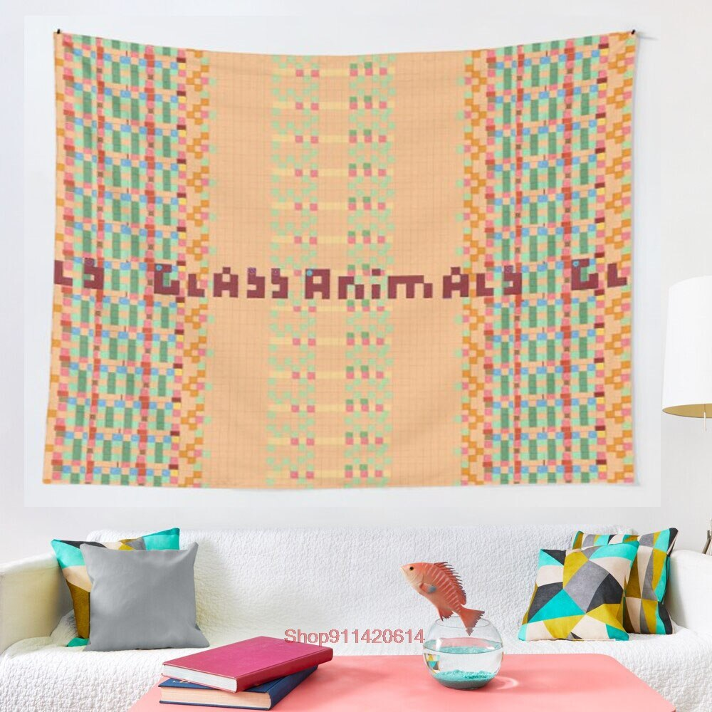 How To Be A Human Being tapestry More Size home living room bedroom decorative wall blanket