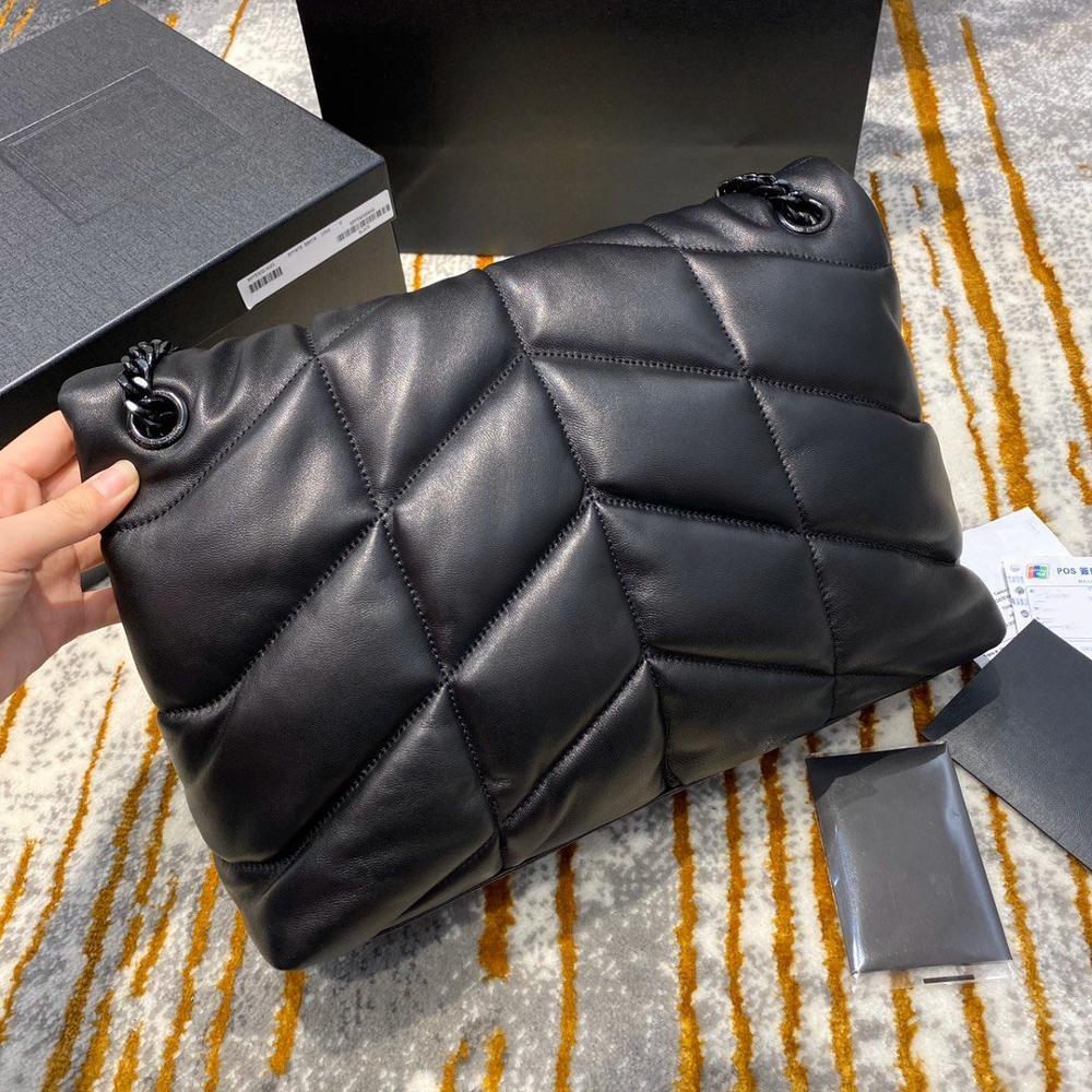 luxury designer women v thread chain strap hobo shoulder bag lady handbag soft import lambskin leather Europe brand top quality