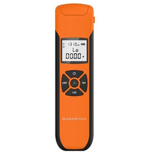 G10 High Precision Optical Power Meter Optical Power Detection Instrument Light Decay Tester Light Inspection Tool
