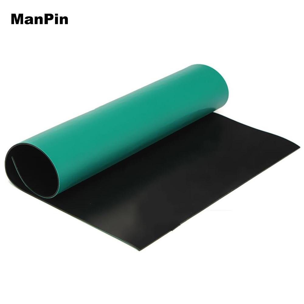 10M*60cm*2mm Anti Static Work Table Mat Soldering Iron Desktop Protective Rubber Electronic Mobile Phone Motherboard Repair Tool