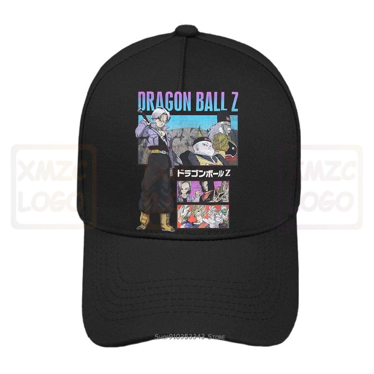 Dragon Kemeja Pria Ball Z Masa Depan Batang Kaos бейсбольная кепка Terbaru бейсболка шапки для женщин и мужчин