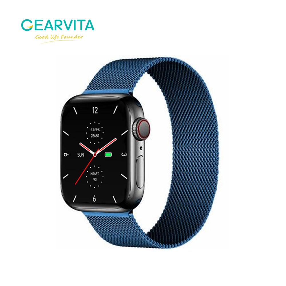 Milanese Loop Steel Watchbands For Apple Watch Band 38mm 40mm 42mm 44mm Straps Stainless Metal Bracelet Replacement