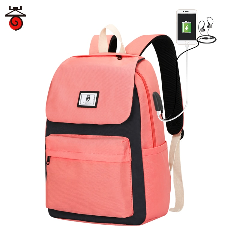 New Fashion Women Backpack Bag Casual Male Business Laptop Bags Mochila Backbag Large Capacity Schoo