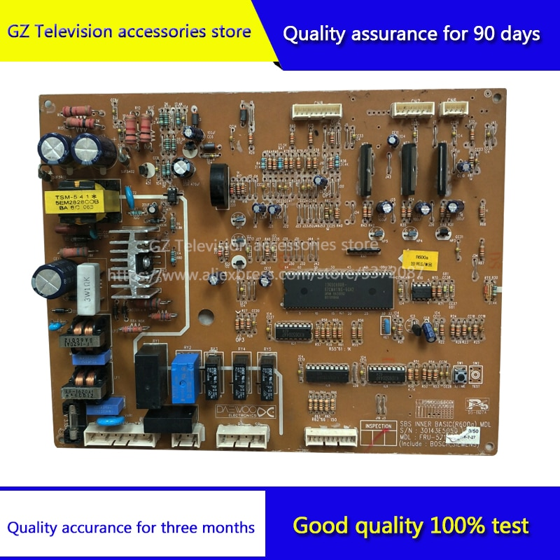 Buena calidad para la placa base de la computadora del refrigerador FRU-571L 30143D5050 30143E4150