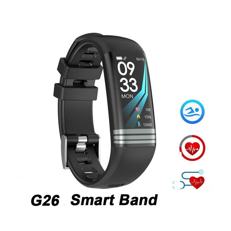 Pulsera inteligente a prueba de agua pulsómetro Monitor de ejercicios y oxígeno reloj modo multi deporte hombres pulsera inteligente LoverWatch