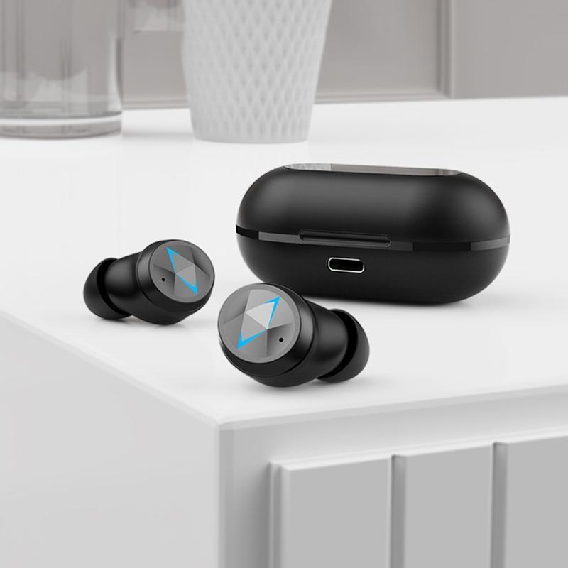 TWS Wireless Bluetooth 5.0 Earphones 9D hifi stereo Earbuds Earphones Waterproof Noise Cancelling bass Headset With Microphone enlarge