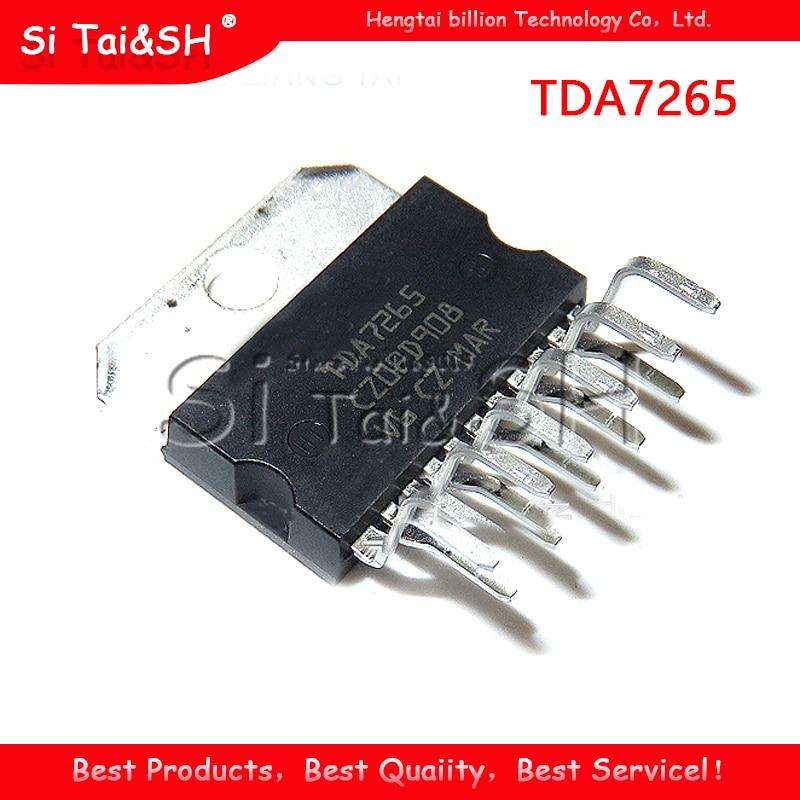 1PCS TDA7265 ZIP-11 Zwei-kanal audio power verstärker