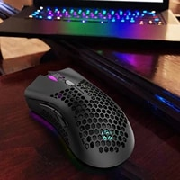 computer gaming mouse hollow rechargeable wireless cursor mini bluetooth mouse mouse wireless