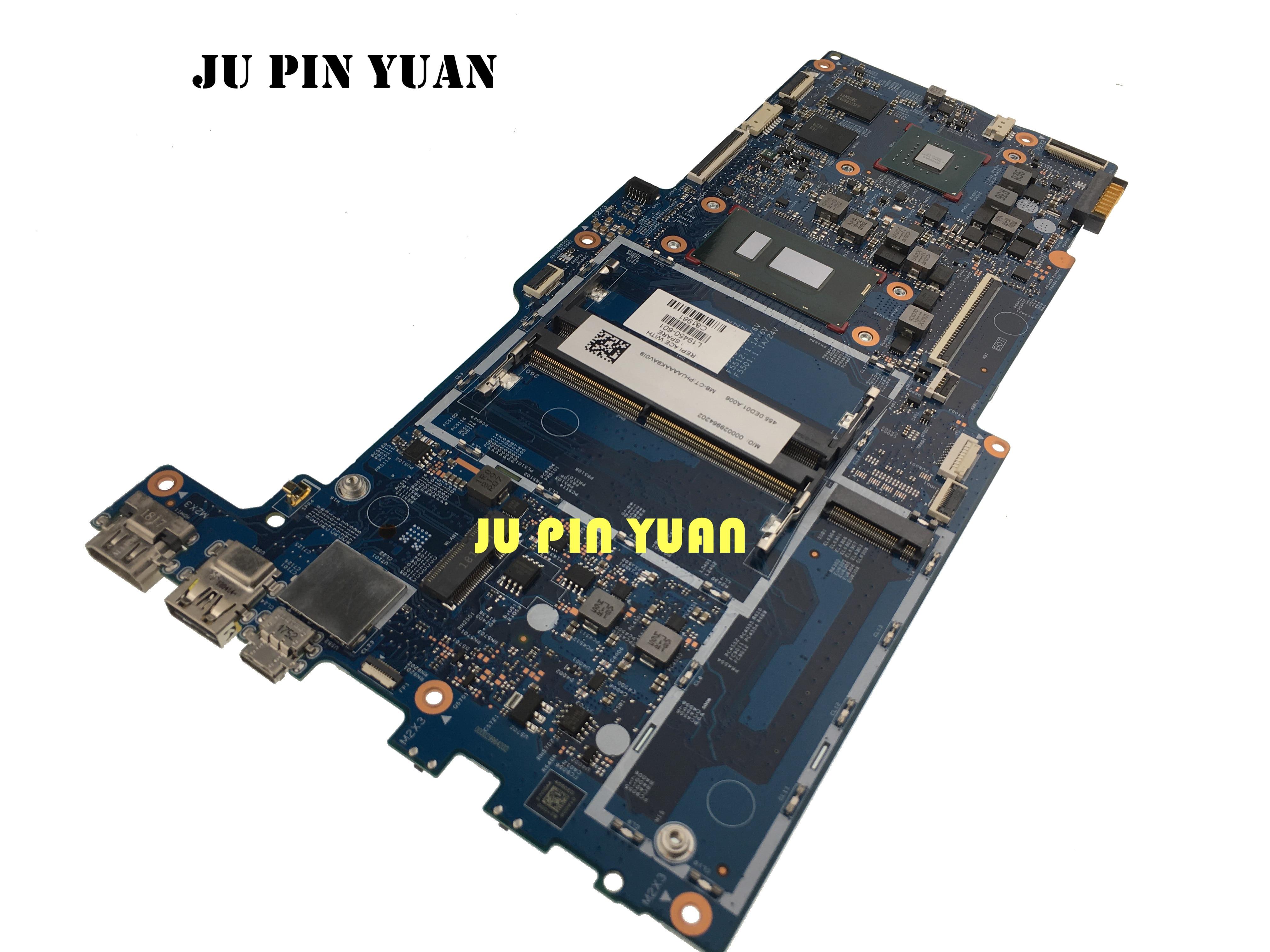 L19450-601 ل HP 15-CN 15M-CN TPN-W134 اللوحة المحمول i7-8550U 17887-1A L19450-001 N17S-G1-A1 GPU اختبار بالكامل