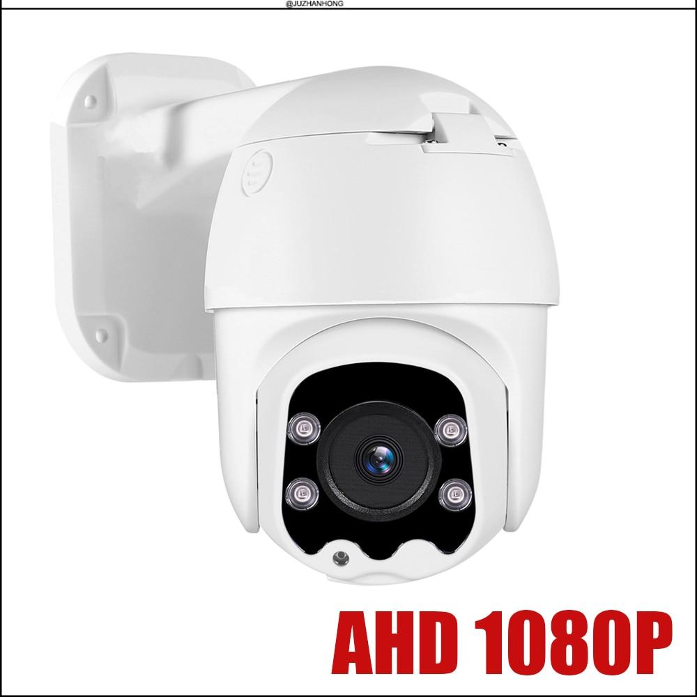 Mini cámara domo AHD de visión nocturna, visión nocturna, BNC 2MP AHD, rotación de 1080P, cámara de vigilancia CCTV