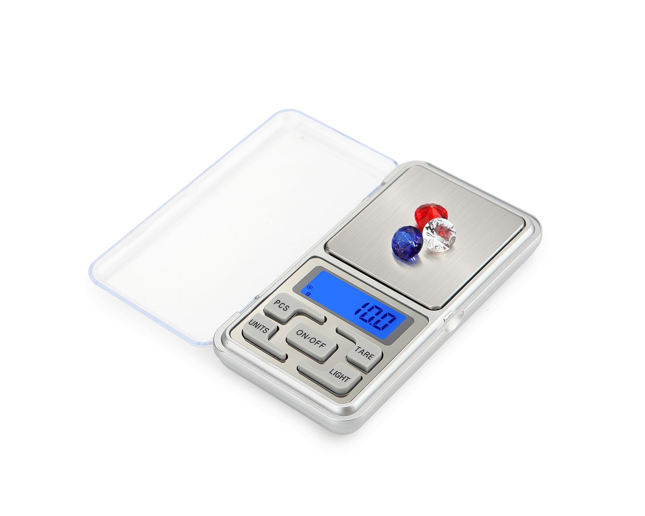 100/200/500g mini balança de cozinha precisão eletrônico digital jóias balança bolso bolo cozinhar acessórios cozinha d30