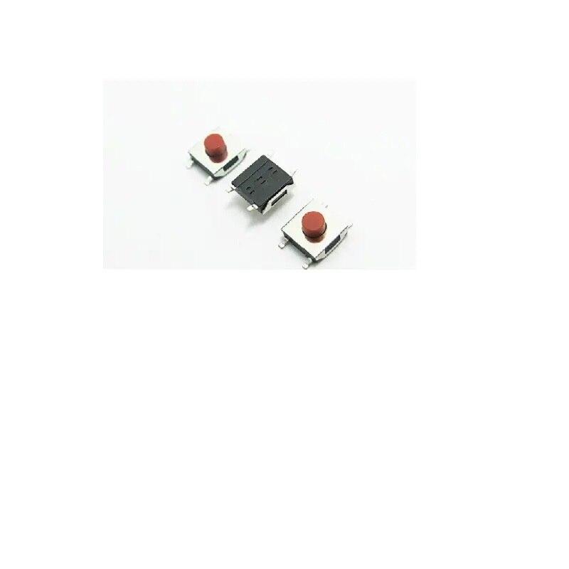 1000 шт., микропереключатель, тактовый переключатель, 6x6x2,5 мм, кнопочный переключатель сброса, SMD, 4 контакта, 6*6*2,5 мм, кнопочный переключатель