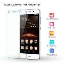 9h Glass For Huawei Y3 Y5 Y6 2017 Y7 Prime Y9 2018 HD Screen Protected For Huawei Y6 Pro Y6II Y5II Y3II Y5 II 2 Protective Glass