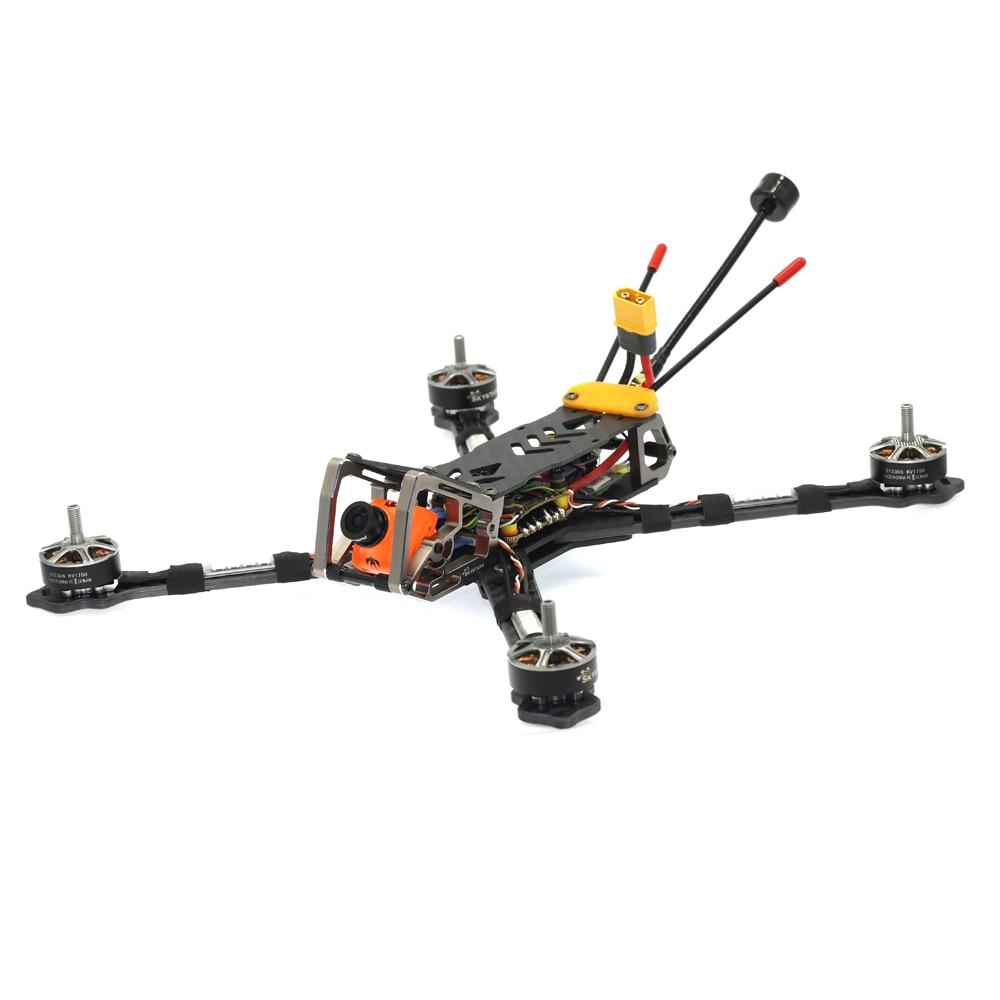 SKYSTARS G730LV2 de largo alcance FPV Racing RC Drone con F4 FC Runcam Micro SWIFT 2 Cámara