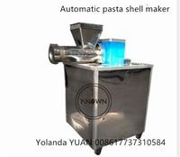 Hot selling homeuse dough rainbow hollow machine dough shell machine multifunctional macaroni machine hemp conch noodle machine