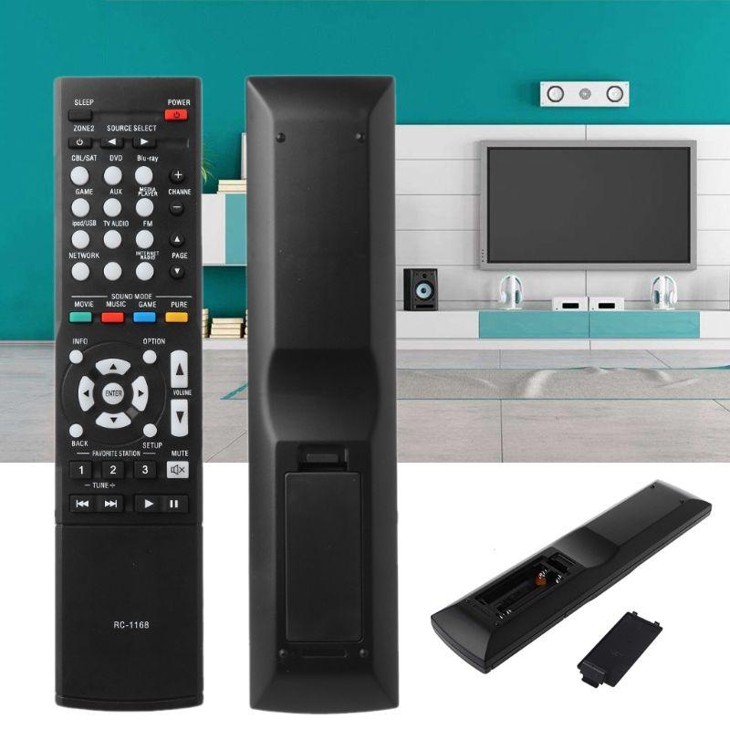 Nuevo Control remoto controlador de reemplazo para Denon Receptor AV AVR-1713 RC-1169 AVR-1613 1912, 1911, 2312, 3312, 4312, 4310, 1169