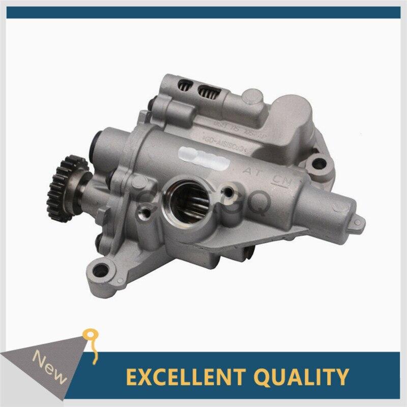 Новый Масляный насос двигателя для VW Golf CC Tiguan AUDI A5 Q5 TT 06H115105AQ 06H 115 105 AK 06H 115 105 AM 06H115105BF