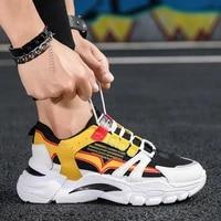 spring mens sneakers men casual shoes masculino adulto autumn breathable fashion men sport tennis trend zapatillas hombre flat