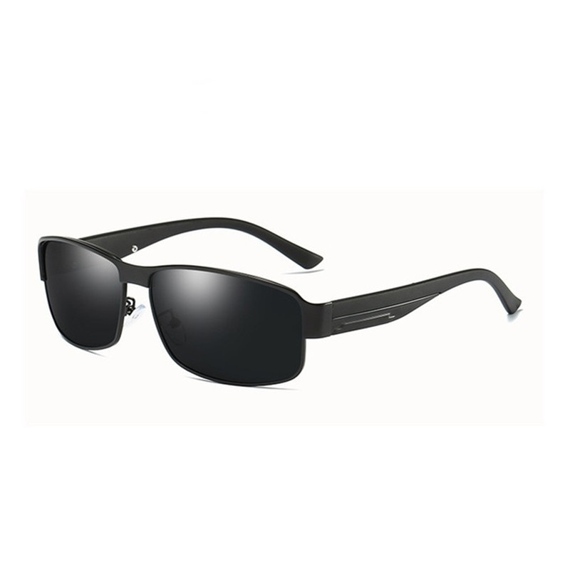 2021 Men's Sunglasses Half Frame Light Glasses Fishing Day and Night Driving Sun Glasses Gafas D