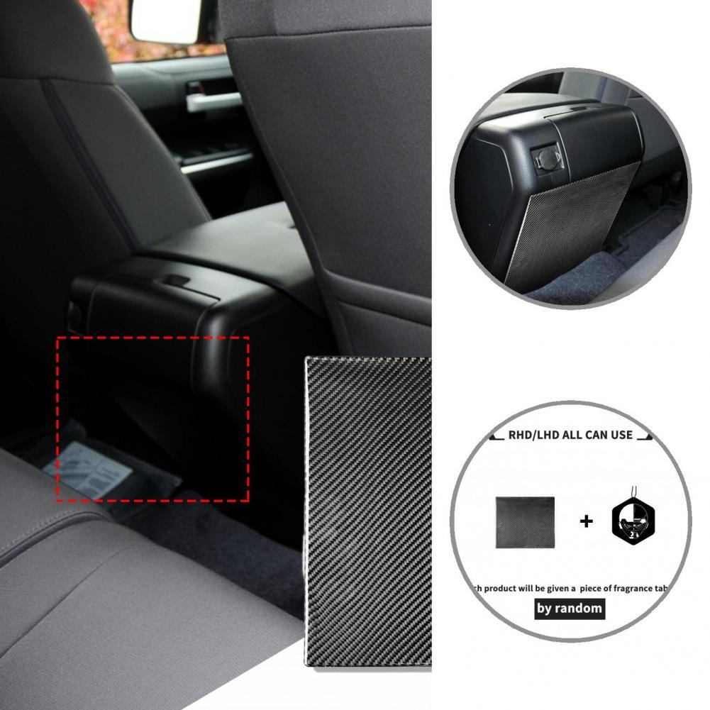 scallop trim crochet panel embroidered top Sturdy  Exquisite Rear Air Outlet Anti-kick Panel Cover Trim Colorfast Panel Trim Cover Non-corrosive