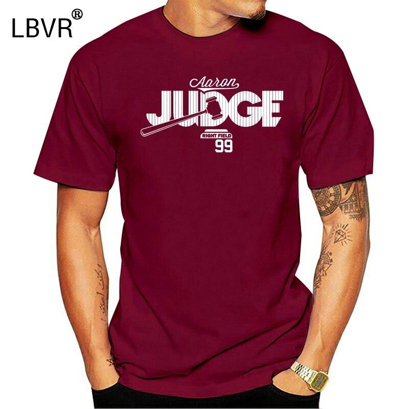 Aaron Judge Majestic Mens Navy T-shirt Aaron Judge Printed T Shirt