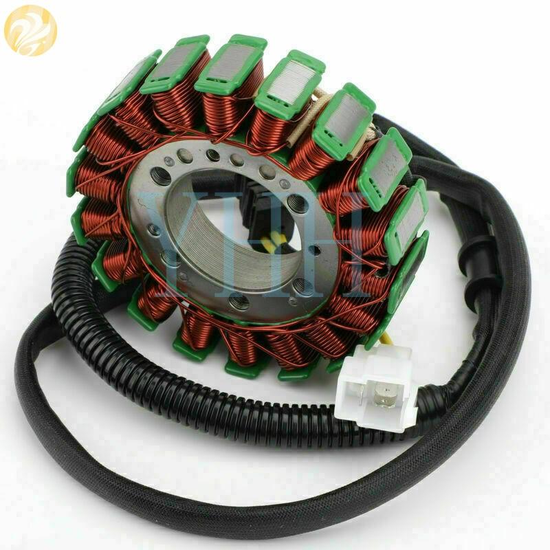 La bobine de Stator de magnéto de générateur sadapte pour Honda VFR400 NC30 89-92 VF500C/F V30 84-86 allumage de moto VFR 400 NC30 VF 500 C 1986
