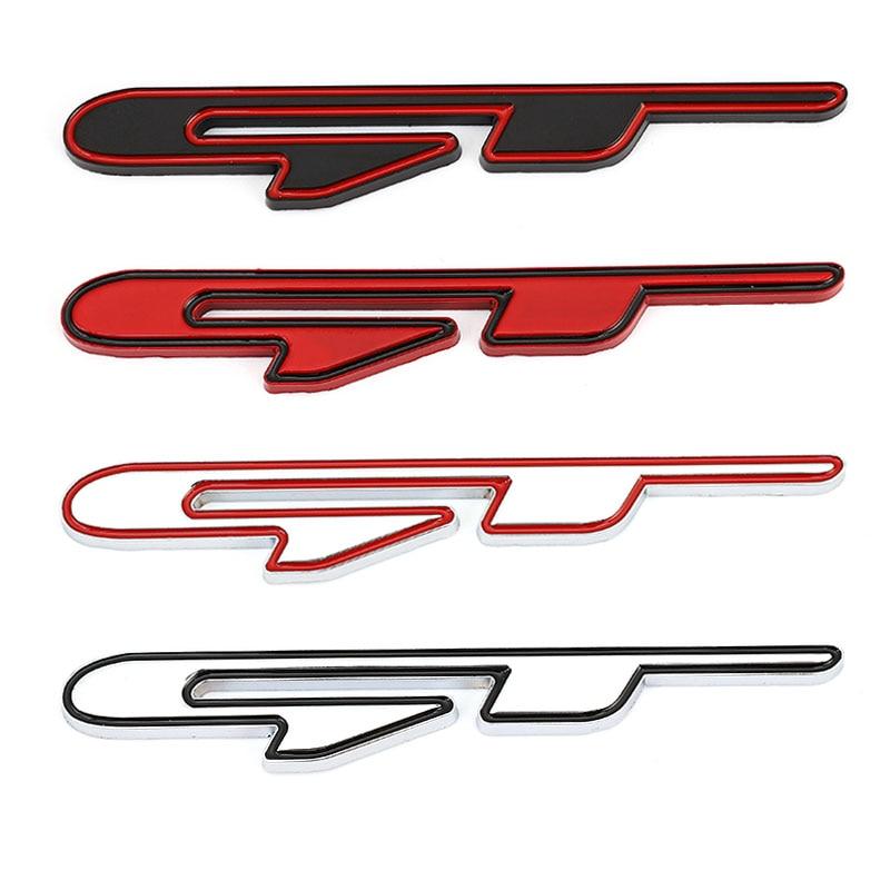 Etiqueta engomada del coche de línea GT para Peugeot GT RCZ, 308, 508, 3008, 5008, Renault Clio Grandtour Megane KIA Forte Optima Picanto Stinger Sorento
